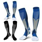 COPPER FLIGHT SOCKS DVT COMFY COMPRESSION STOCKINGS UNISEX TRAVEL KNEE HIGH UK