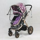 New Rain Cover Raincover For Universal Buggy Pushchair Stroller Pram Baby Car US