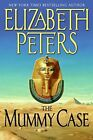 MUMMY CASE (AMELIA PEABODY MYSTERIES) By Elizabeth Peters - Hardcover EXCELLENT