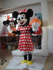 2018 Hot Mickey and Minnie Mouse Adult Mascot Costume Party Clothing Fancy Dress