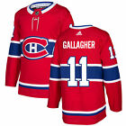 Brendan Gallagher Montreal Canadiens adidas NHL Authentic Pro Home Jersey