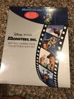 Brand New Sealed Disney Pixar Monstars Inc Blu Ray Combo Collectible Gift Set