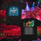 HOT NEW QQ HITS JETHRO TULL 50TH ANNIVERSARY TOUR 2018 T-SHIRT S-5XL