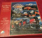 Southern Pacific 1500 Jigsaw By John Winfeld Puzzle By Sunsout 21132
