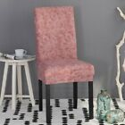 New Chair Covers Removable Stretch Slipcovers Dining Party Room Seat Soft Decor