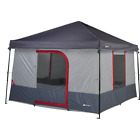 Ozark Trail 6-Person Tent Connectent For Canopy Camping Cabin Shelter Tents Gray