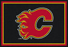 Calgary Flames Milliken NHL Team Spirit Indoor Area Rug $109.0 USD on eBay
