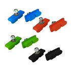 BMX KOOL STOP COMPOSITE CONTINENTAL BRAKE PADS - 8 COLOURS AVAILABLE