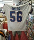 Lawrence Taylor Autographed Authentic NY Giants Football Jersey! LT!