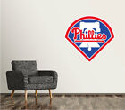 Philadelphia Phillies Wall Decal Logo Baseball MLB Custom Decor Vinyl SR71 on Ebay
