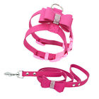 HP052 Adjustable Harness Leash Lead with Traction Rope for Small Pets