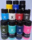 Hydro Flask Wide Mouth Stainless Steel Coffee Flask With Flip Cap 12oz...