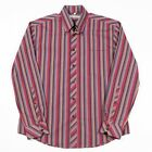 VGC Vintage BEN SHERMAN Striped Shirt | Men's M | Vintage Retro 70s Disco Funky