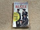 THE BEATLE BOOK~VINTAGE LANCER PAPERBACK~December 1963 in Fair Condition.