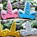 Внешний вид - Unicorn Horn Decoration Foam Favors Centerpiece Unicornio Recuerdos Girls 10 Pcs