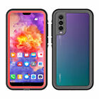NEW Waterproof Shockproof Dirtproof Hard Phone Case Cover For Huawei P20/P20 Pro