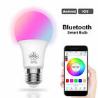 New-LED-Bluetooth-Dimmable-RGB-Smart-Light-Bulb-Wireless-APP-Remote-Control-Lamp