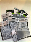 CLEARANCED  NEW 2019 Designs-Darice Embossing Folders - ALL BRAND NEW