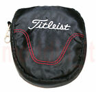 Внешний вид - NEW TITLEIST SMALL ACCESSORY VALUABLES POUCH GOLF, BLACK