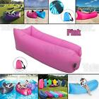 Inflatable Lazy Air Bed Lounger Couch Chair Sofa Bag Hangout Camping Beach Bean <br/> Free Shipping - Same Day Dispatch - Free Bag Included