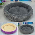 Dog Bed Pet Kennel House Cozy Warm Cushion Pad Puppy Cat Oversize Medium Small