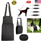 Limping Assist Sling Dog Lift Harness Canine Veterinarian Approved Aid Sling