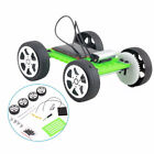 Creative Mini Solar Powered Toy DIY Car Kit Children Educational Gadget Hobby