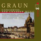 J.G. GRAUN - Concerto & Chamber Music - CD - **Excellent Condition**