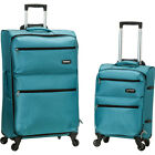 Rockland Luggage 2pc Lightweight Luggage Set 3 Colors