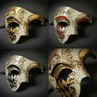Men's Masquerade Mask, Phantom Masquerade Masks for Men, Venetian Mask M2635