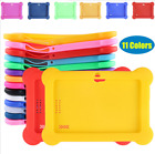 Tablet Soft Rubber Case Silicone Protective Cover For 7 inch kids tablet Q88XO