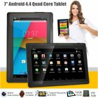7″INCH KIDS ANDROID 4.4 TABLET PC QUAD CORE WIFI Camera CHILD CHILDREN 2+16 XO