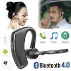 Handsfree Wireless Bluetooth 4.0 Stereo Earphone Headphone for iPhone Samsung LG