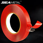 SEAMETAL® 20mm Car Stickers Double Side Tape Adhesive Glue Transparent