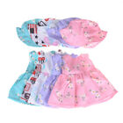 Flower Dress Hat Clothes for 18inch American Girl Our Generation Doll OutfiBLUS