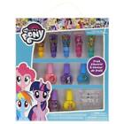 Townleygirl My Little Pony Super Sparkly Cosmetic Set With Lip Gloss, Nail Polis