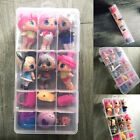 Random Cutest Little Toy Adorable Mini Doll Surprised With Doll Case for Kid Gif