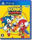Sonic Mania Plus Limited Edition Included Item Art Book (36P) PS4 Japan Inport