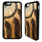 Dreamcatcher feather pattern art phone cover case for iphone 5 6 6S 7 8 plus X