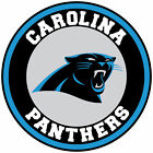 Carolina Panthers Circle Logo Vinyl Decal / Sticker 5 sizes!!
