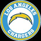 Los Angeles Chargers Circle Logo Vinyl Decal / Sticker 10 sizes!! $3.99 USD on eBay