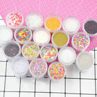 Polymer Clay Fake Candy Sweets Simulation Creamy Sprinkles Phone Shell Decor-- image