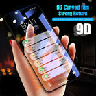 9D Full Cover Edge Tempered Glass Screen Protector Film For iPhone X 6 7 8 Plus-