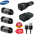 Original  Fast Wall Charger + Type- C Cable For Samsung Galaxy Note 8 S8 S8 Plus
