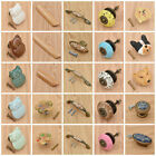 Ceramic Cabinet Knob Handle Door Pull Drawer Cupboard Hardware Decor Home Supply