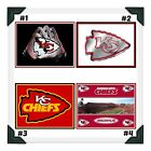 KANSAS CITY CHIEFS NFL Edible Image Cake Topper Photo Icing Frosting Sheet on eBay