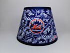 New York Mets MLB Baseball Cotton Fabric Sports Lamp Shade Lampshade Handmade on Ebay