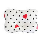 Stock New Soft Baby Pillow Infant Toddler Lovely Baby Bedding Prevent Head US