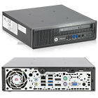 HP EliteDesk 800 G1 USDT i5-4570s DVD Brenner 8GB RAM 320GB HDD 2,9Ghz Win7 Pro