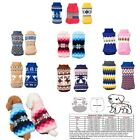 US Winter/Autume Pet Dog Puppy Knittedt Sweater Small Medium Dogs Unisex Costume